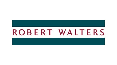 Logo of Robert Walters, used for <Our brands>