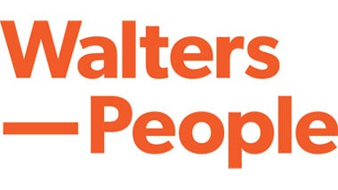 Logo of Walters People, used for <Our brands>